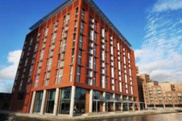 Hotel Doubletree By Hilton Leeds City Centre: Extérieur LEEDS