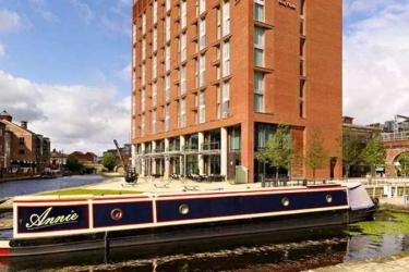 Hotel Doubletree By Hilton Leeds City Centre: Exterieur LEEDS