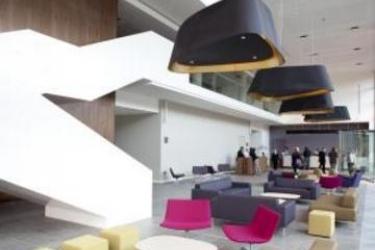 Hotel Doubletree By Hilton Leeds City Centre: Hotelhalle LEEDS
