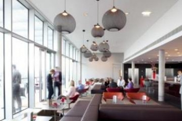 Hotel Doubletree By Hilton Leeds City Centre: Lounge LEEDS