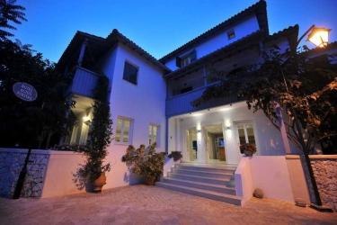 Hotel Agios Nikitas: Exterieur LEFKADA
