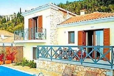 Hotel Agios Nikitas: Außen LEFKADA
