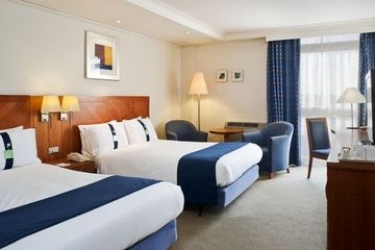 Hotel Holiday Inn Leicester: Familienzimmer LEICESTER