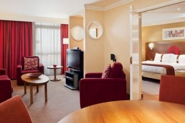 Hotel Holiday Inn Leicester: Zimmer Suite LEICESTER