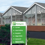 Hotel Holiday Inn Leicester - Wigston