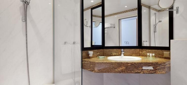 The Westin Hotel Leipzig: Bathroom LEIPZIG