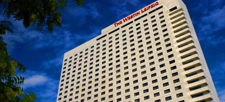 The Westin Hotel Leipzig: Exterior LEIPZIG