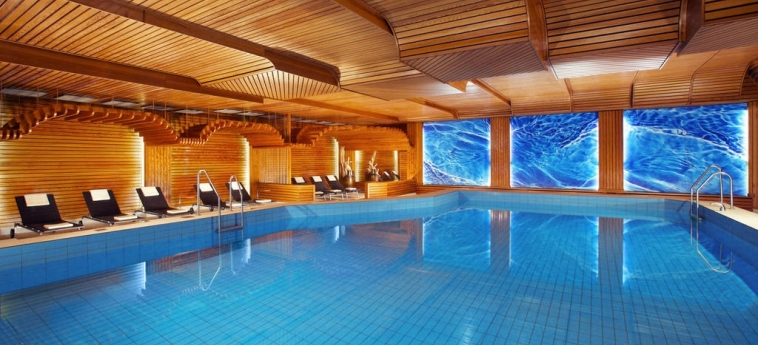 The Westin Hotel Leipzig: Indoor Swimmingpool LEIPZIG