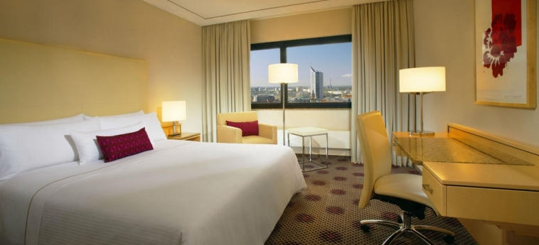 The Westin Hotel Leipzig: Room - Double LEIPZIG