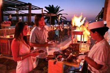 Hotel Lemnos Village Resort: Ristorante LEMNOS