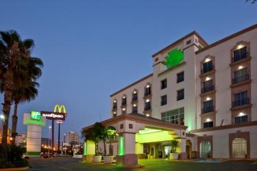 Hotel Holiday Inn Leon: Exterior LEON