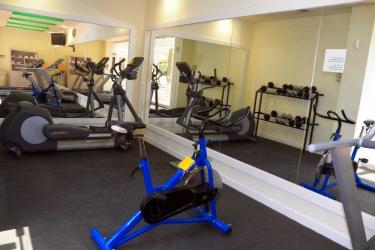 Hotel Holiday Inn Leon: Fitness facility LEON
