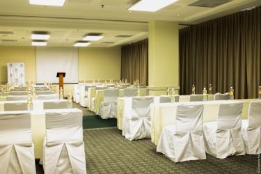 Hotel Holiday Inn Leon: Meeting Room LEON