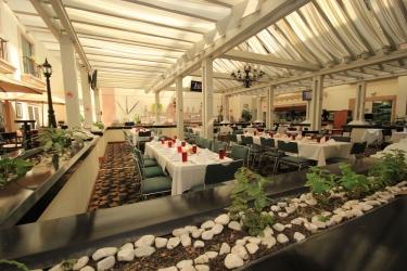 Hotel Holiday Inn Leon: Restaurant LEON