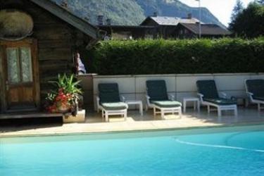 Hotel Auberge Le Beau Site: Anfiteatro LES HOUCHES