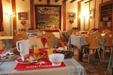 Hotel Auberge Le Beau Site: Cave à vin LES HOUCHES