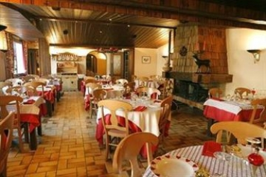 Hotel Auberge Le Beau Site: Cantina LES HOUCHES