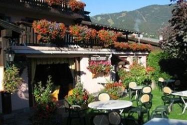 Hotel Auberge Le Beau Site: Balcony LES HOUCHES