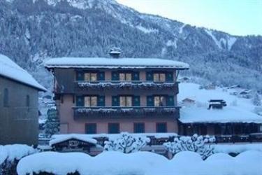 Hotel Auberge Le Beau Site: Buffet LES HOUCHES
