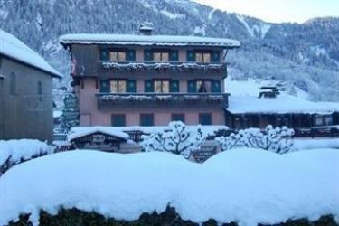 Hotel Auberge Le Beau Site: Camera Vista Mare LES HOUCHES