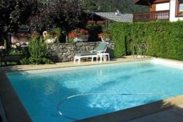 Hotel Auberge Le Beau Site: Golfplatz LES HOUCHES