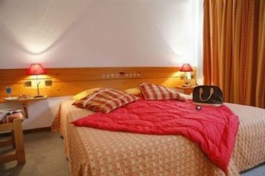 Hotel Auberge Le Beau Site: Lageplan LES HOUCHES
