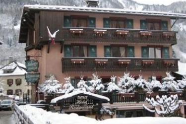 Hotel Auberge Le Beau Site: Sauna LES HOUCHES