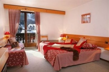 Hotel Auberge Le Beau Site: Superiorzimmer LES HOUCHES