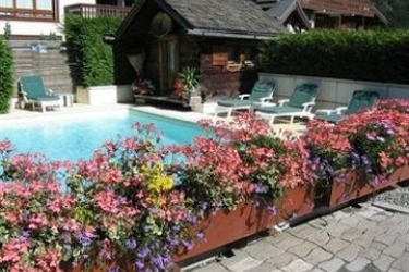 Hotel Auberge Le Beau Site: Hot Spring LES HOUCHES