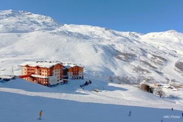 Hotel Chalet Du Mont Vallon Spa Resort: Extérieur LES MENUIRES