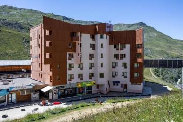 Hotel Residence Pierre & Vacances Aconit: Extérieur LES MENUIRES