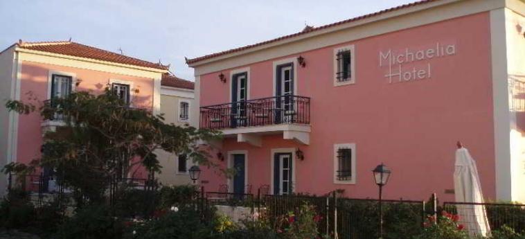 Hotel Michaelia: Extérieur LESBOS
