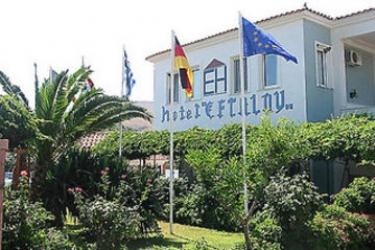 Hotel Eftalou: Exterior LESBOS