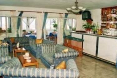 Hotel Akti: Bar LESBOS