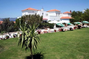 Hotel Akti: Exterior LESBOS