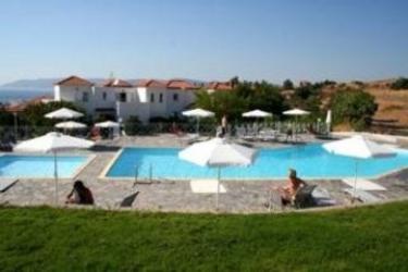 Hotel Akti: Swimming Pool LESBOS