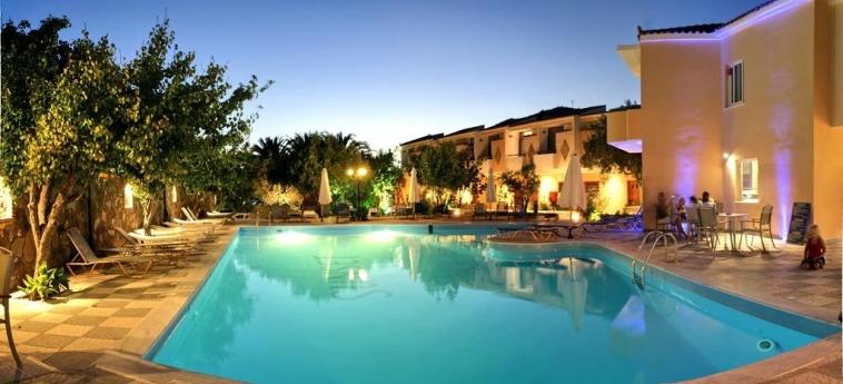 Hotel Sunset: Pool LESBOS