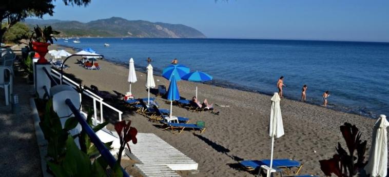 Hotel Vatera Beach: Environnement LESBOS