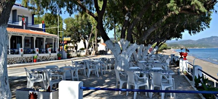 Hotel Vatera Beach: Extérieur LESBOS