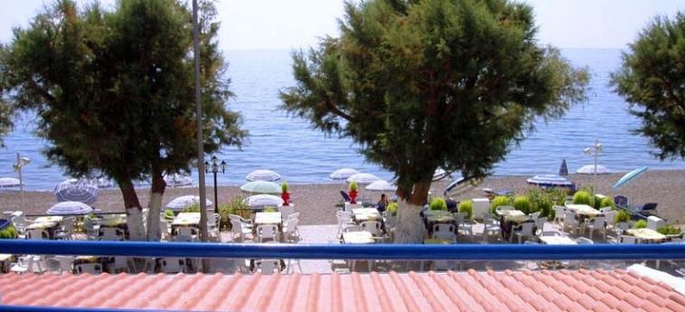 Hotel Vatera Beach: Plage LESBOS