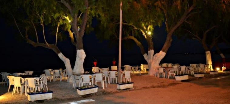 Hotel Vatera Beach: Restaurant Exterior LESBOS
