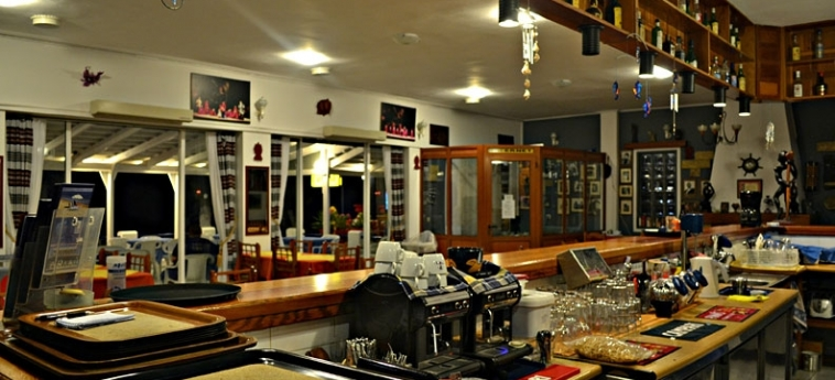 Hotel Vatera Beach: Salle de Petit Déjeuner LESBOS