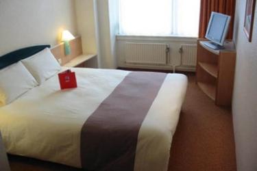 Hotel Ibis Liege Centre Opera: Chambre LIEGE
