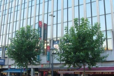 Hotel Ibis Liege Centre Opera: Extérieur LIEGE