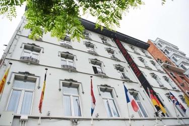 Hotel De La Couronne Liege: Exterieur LIEGE