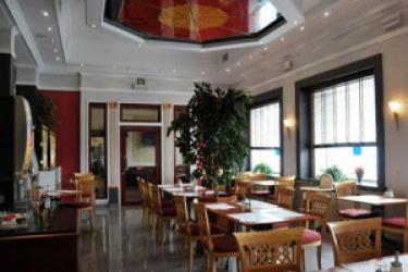 Hotel Best Western Univers: Restaurant LIEGE