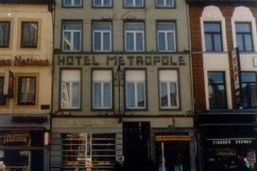 Hotel Metropole: Exterieur LIEGE
