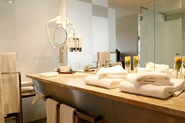 Hotel Crowne Plaza Lille - Euralille: Badezimmer LILLE