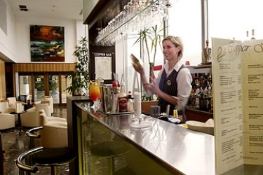 Hotel Crowne Plaza Lille - Euralille: Bar LILLE