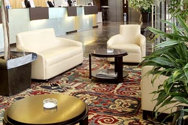 Hotel Crowne Plaza Lille - Euralille: Lobby LILLE